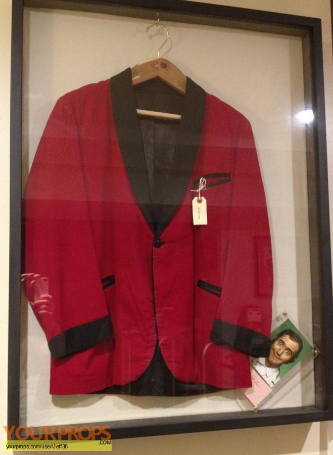 The Joe Franklin Show original movie costume