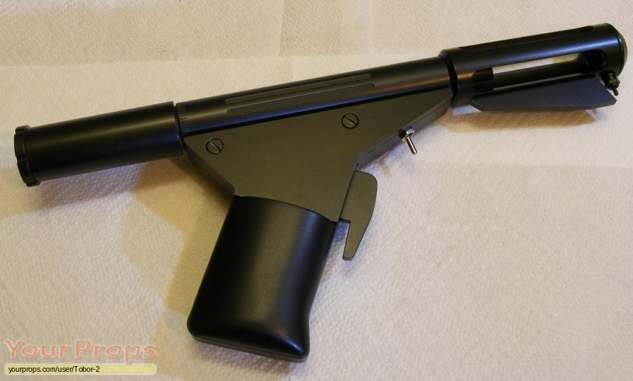 Logans Run replica movie prop weapon
