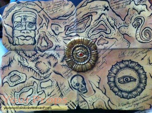Indiana Jones Adventure  Temple of the Forbidden Eye (The Ride) replica movie prop