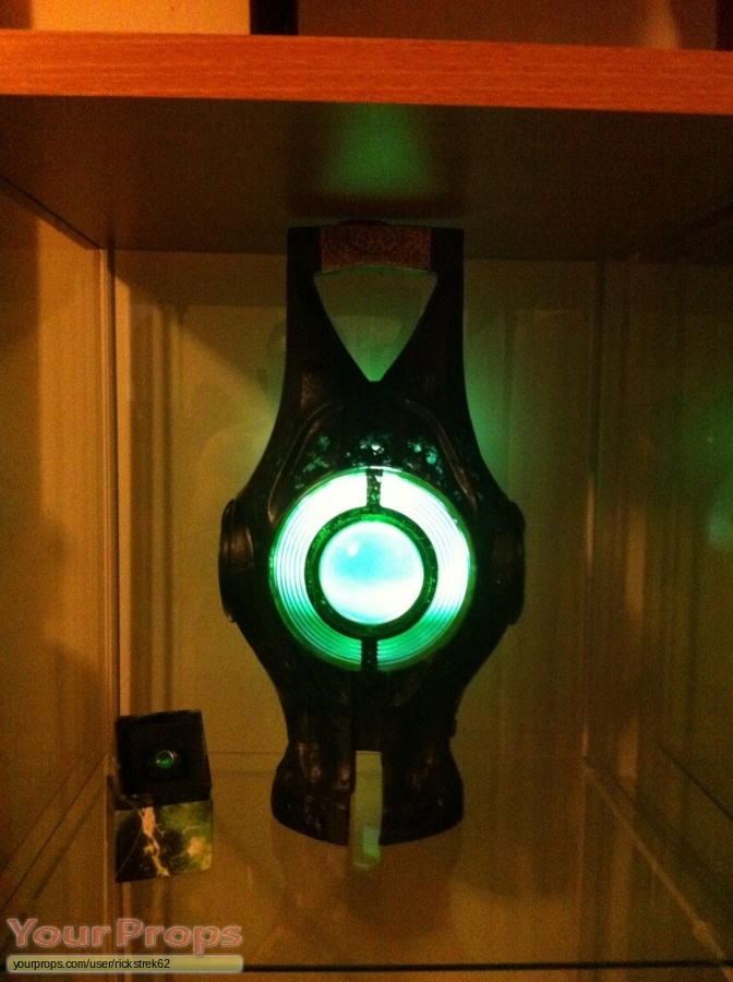 Green Lantern The Noble Collection movie prop