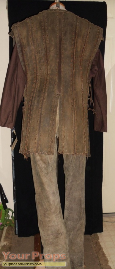 King Arthur original movie costume