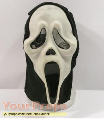 Scream 4   Scre4m original movie prop