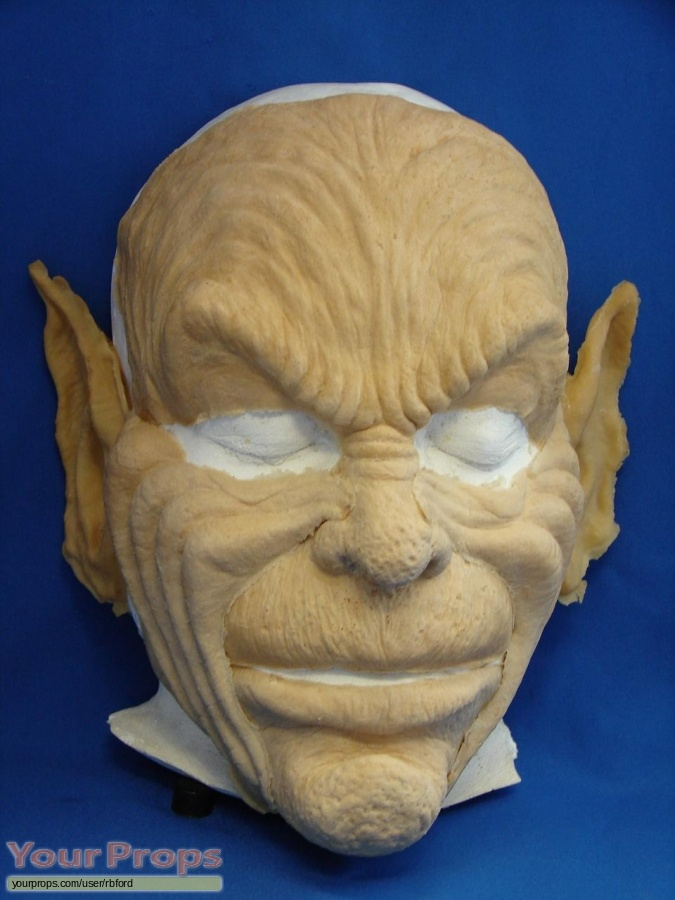Leprechaun 4  In Space original make-up   prosthetics