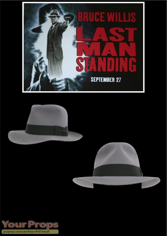 Last Man Standing original movie costume
