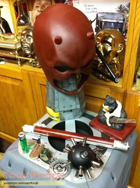 Daredevil replica movie prop