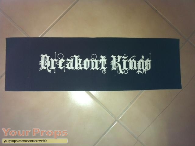 Breakout Kings original production material