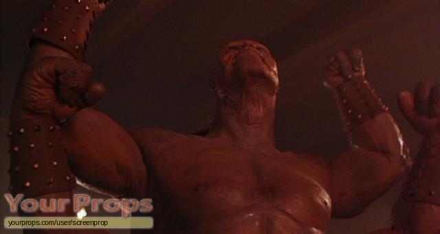 Mortal Kombat original movie prop