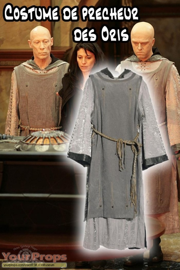 Stargate  The Ark of Truth original movie costume