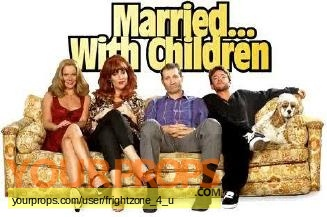 Married With Children original production material