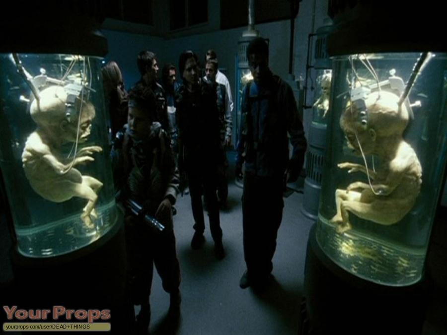 Return of the Living Dead 4  Necropolis original movie prop