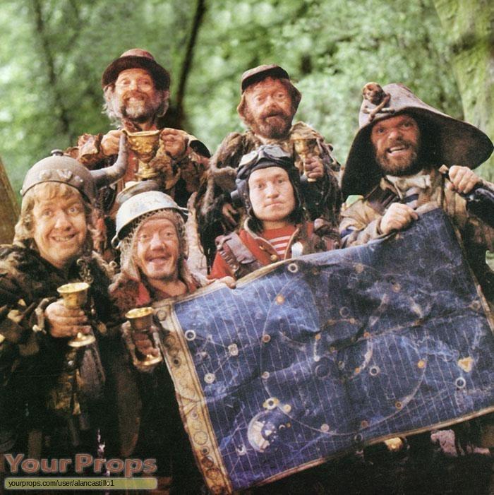 Time Bandits replica movie prop