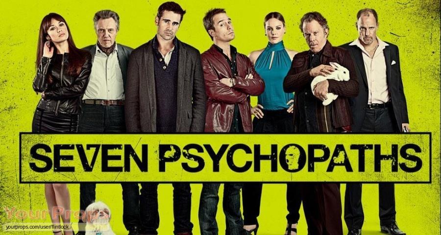 Seven Psychopaths original movie costume