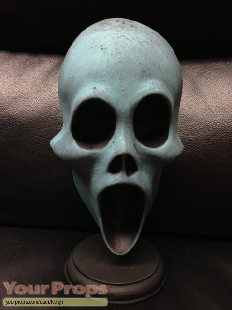 The Haunted Mansion replica movie prop