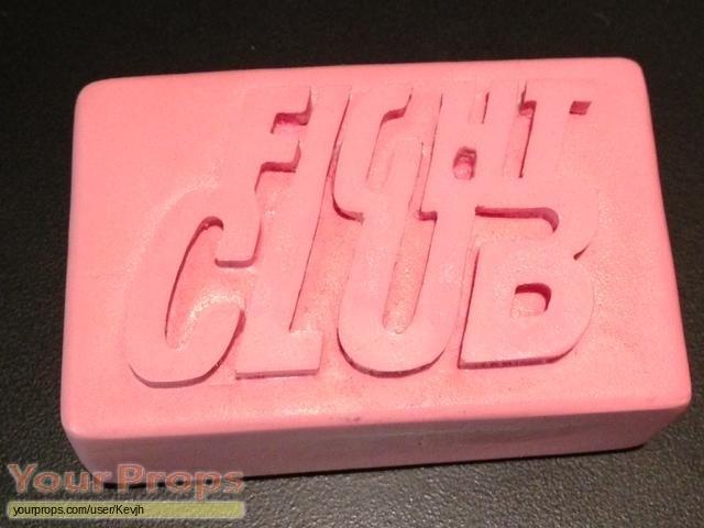Fight Club replica movie prop