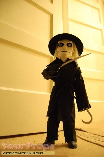 Puppet Master replica movie prop