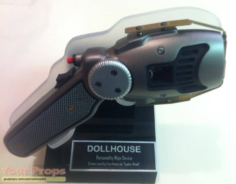 Dollhouse original movie prop