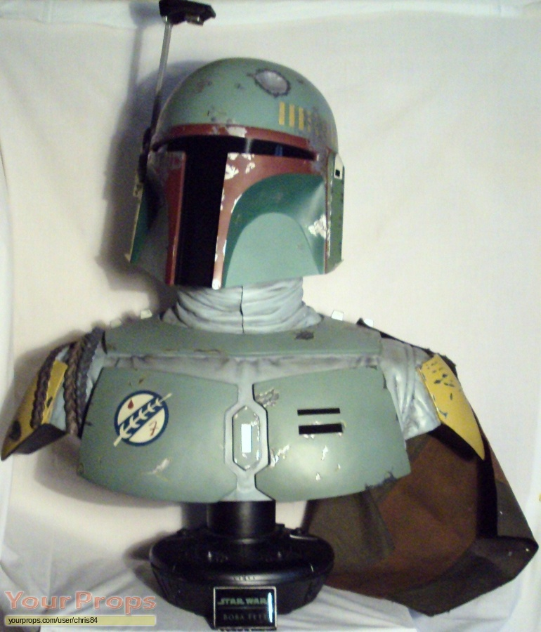 Star Wars  The Empire Strikes Back Sideshow Collectibles movie prop