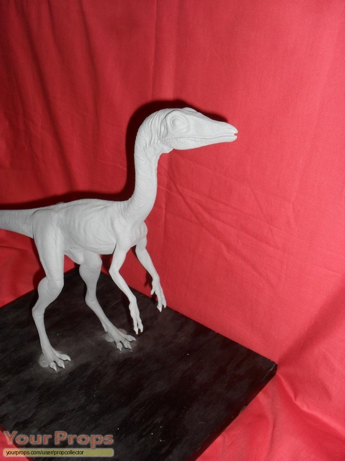 Jurassic Park 2  The Lost World original model   miniature