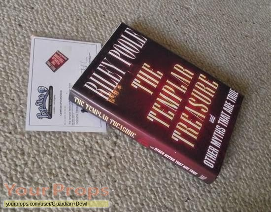 National Treasure 2  Book of Secrets original movie prop