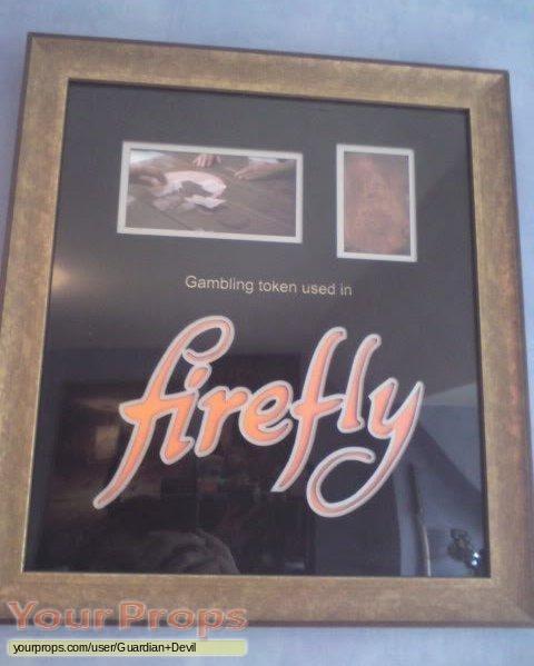 Firefly original movie prop