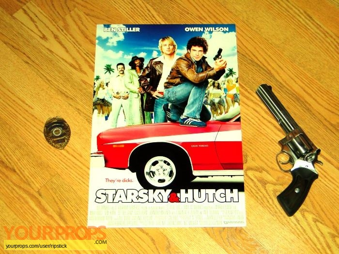 Starsky   Hutch original production artwork