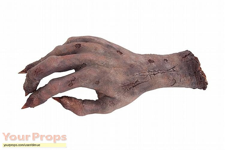Idle Hands original movie prop