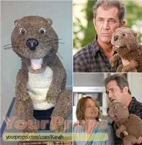 The Beaver original movie prop