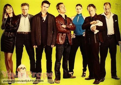 Seven Psychopaths original movie prop