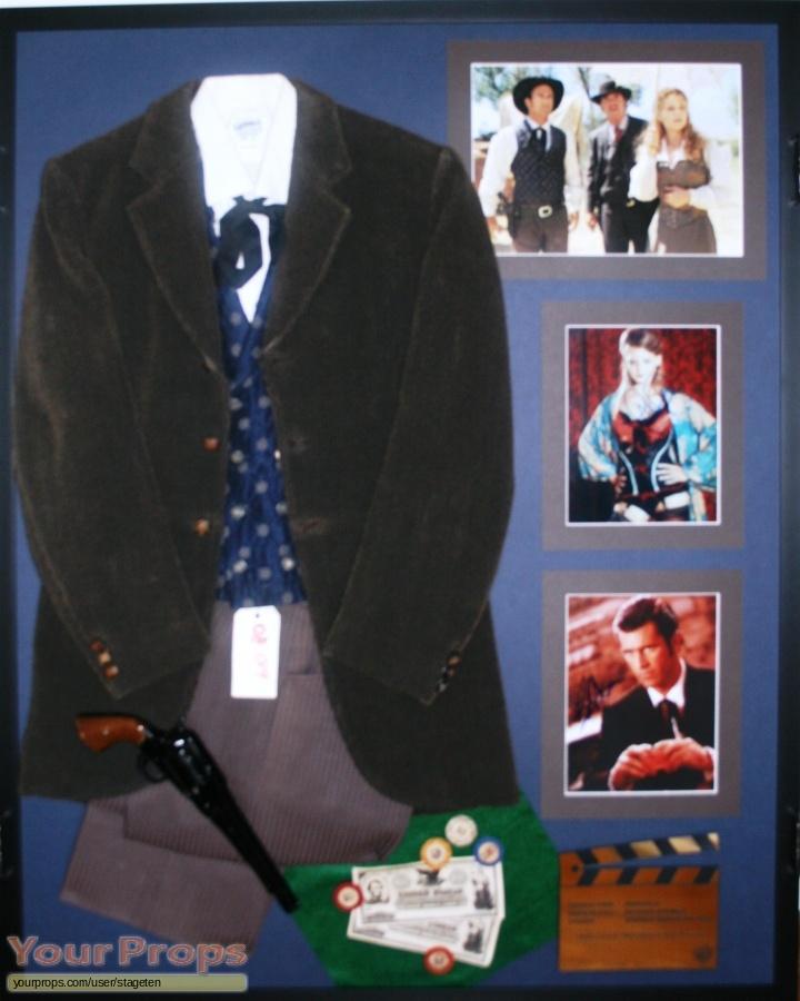 Maverick original movie costume