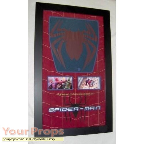 Spider-Man original movie costume