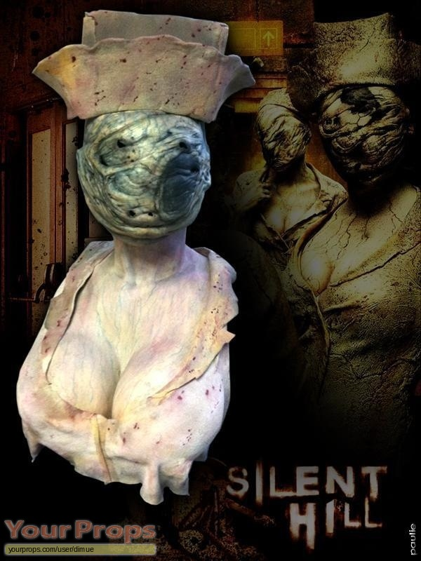 Silent Hill original movie prop