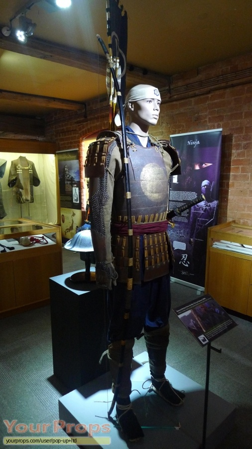 The Last Samurai original movie prop