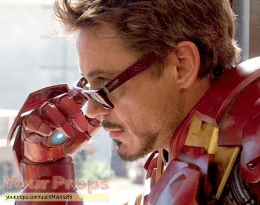 Iron Man 2 original movie costume