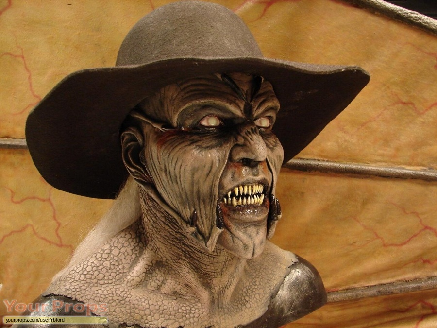 Jeepers Creepers 2 original movie prop