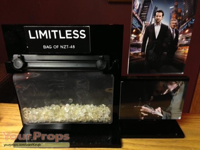 Limitless original movie prop