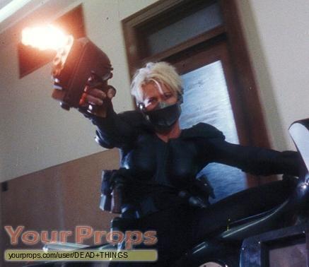 The Demolitionist original movie prop weapon