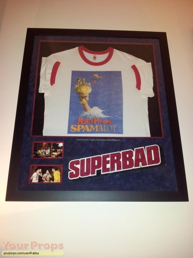 Superbad original movie costume