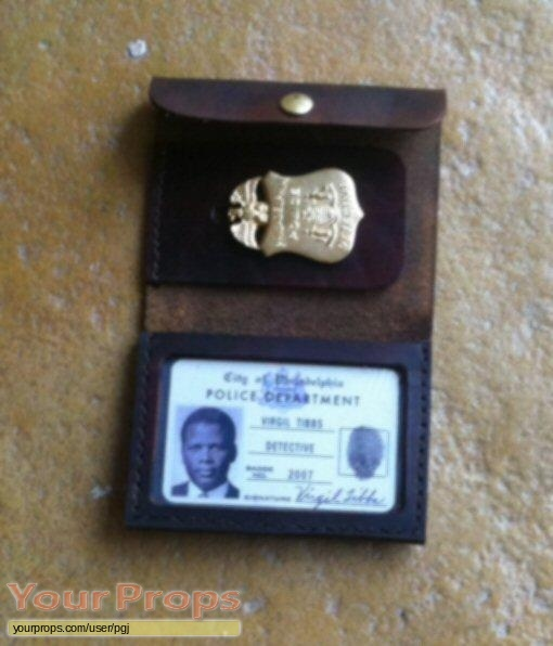 In the Heat of the Night replica movie prop