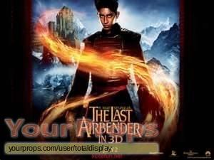 The Last Airbender original movie costume