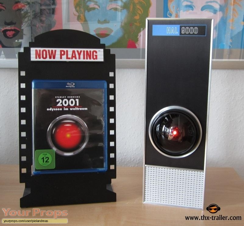 2001  A Space Odyssey replica movie prop