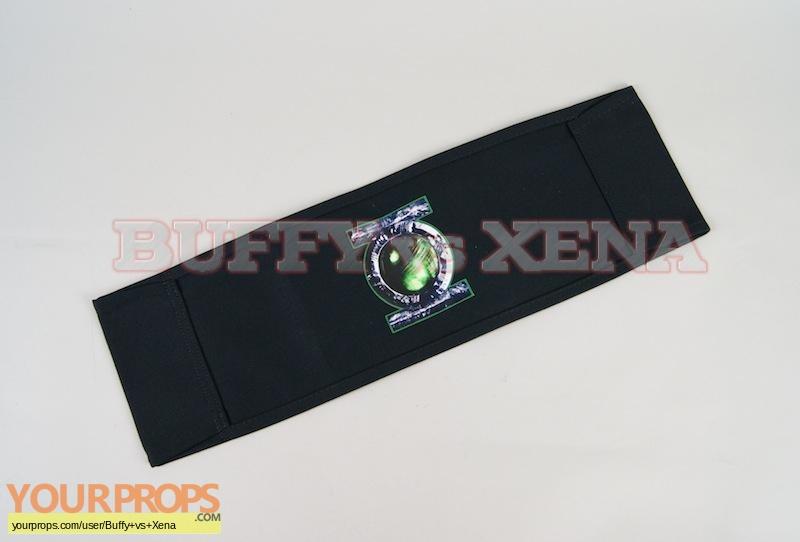 Green Lantern original production material