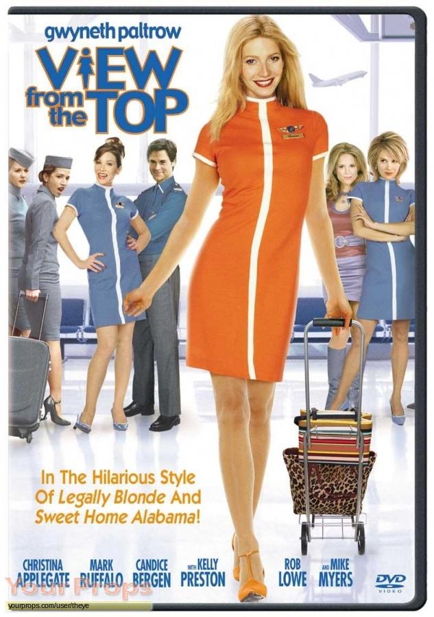 View From The Top   Flight Girls original movie costume