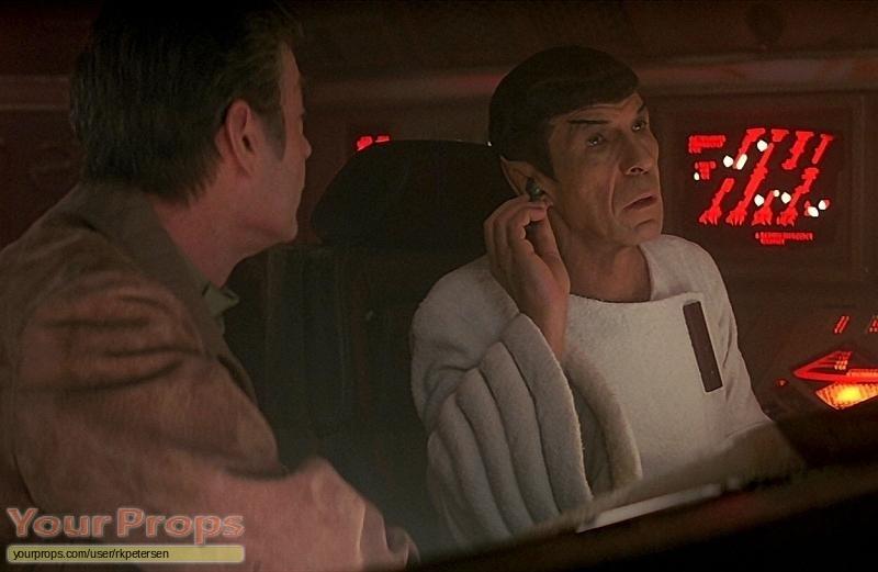 Star Trek IV  The Voyage Home replica movie prop