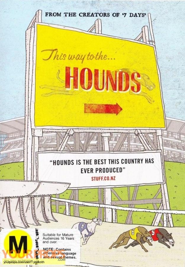 Hounds original movie costume