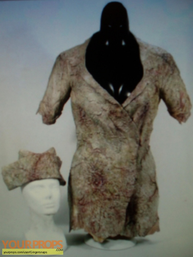 Silent Hill original movie costume