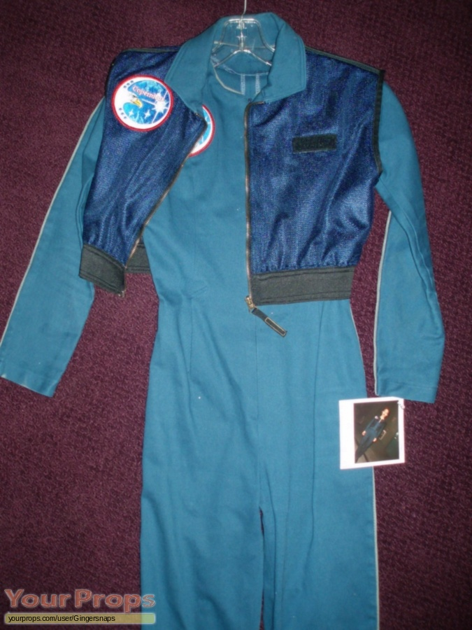 The Outer Limits original movie costume