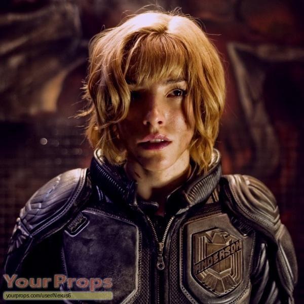 Dredd replica movie prop