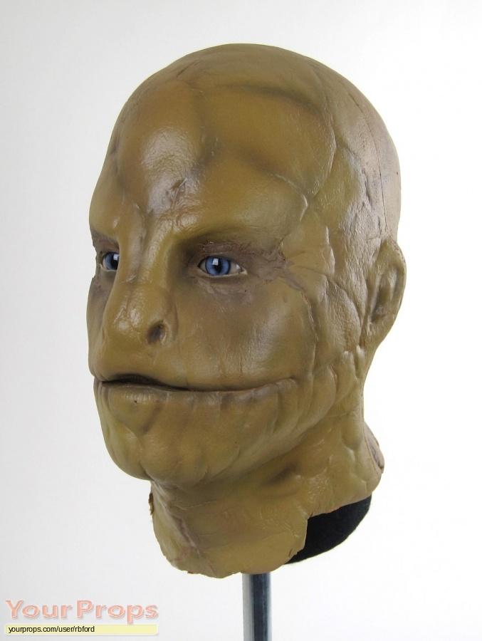Sssssss Snake Transformation Mask Phase 2 Original Movie Prop