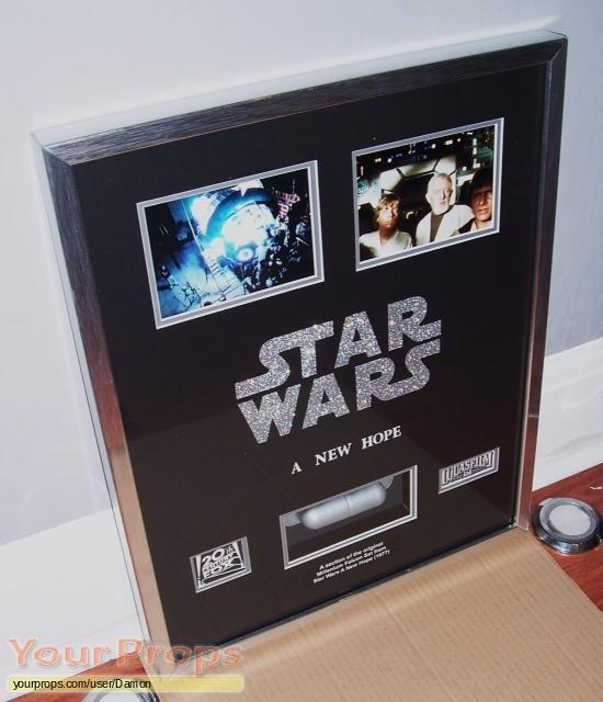Star Wars  A New Hope original set dressing   pieces