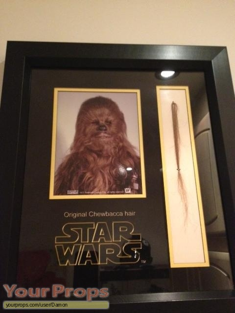 Star Wars  A New Hope swatch   fragment movie costume